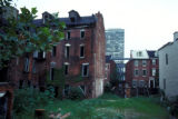 Philadelphia, urban renewal area in Society Hill neighborhood