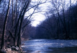 Philadelphia, view of Wissahickon Creek