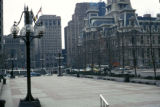 Philadelphia, view of Penn Square and City Hall