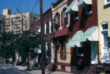 Philadelphia, row houses in Brewerytown