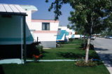 Chicago, suburban Elk Grove Village, mobile home residential park