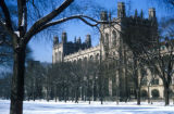 Chicago, University of Chicago's Harper Memorial Library