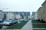Chicago, apartment buildings in Norwood Park