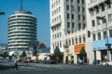 Los Angeles, Capitol Records Tower on Vine Street