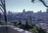 San Francisco, view southwest from Telegraph Hill
