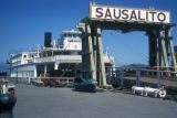 "San Francisco, historic ""Eureka"" passenger and auto ferry"