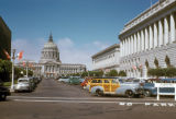 San Francisco, City Hall in Civic Center complex