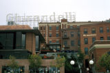 San Francisco, sign for Ghirardelli Square