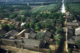 Xian, view of residential area