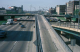 Chicago, portion of Dan Ryan Expressway
