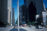 Chicago, Wacker Drive at Van Buren Street