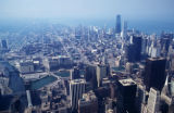 Chicago, wide view from Sears Tower