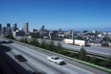 Seattle, Interstate 5 north of downtown