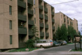 Fairbanks, public housing apartment complex