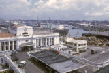 Colombo, Colombo Harbor and Colombo Port Commission building