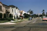 Los Angeles, residential street near 8th & Genesee