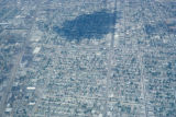 Los Angeles, aerial view of Los Angeles