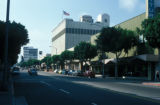 Santa Monica, central business district