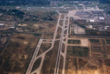 Denver, view of Stapleton International Airport