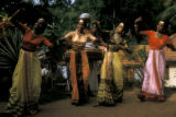 Kandy, ceremonial dancers
