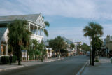 Key West, street scene on Duval Street