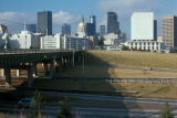 Atlanta, panoramic view of downtown