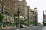 Atlanta, hotels on Peachtree Street
