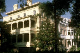 Savannah, restored houses