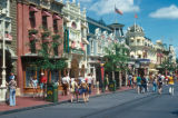 Orlando, Main Street USA at Walt Disney World