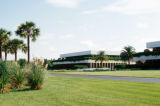 Orlando, suburban Kissimmee, Tupperware office building