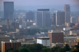 Birmingham, view of city
