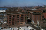 Detroit, view of wholesale district