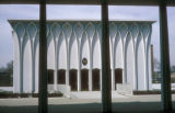 Detroit, Helen L. DeRoy Auditorium at Wayne State University designed by Minoru Yamasaki