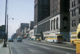 Columbus, downtown street scene
