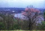 Cincinnati, view of Mill Creek Valley