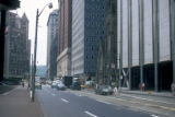 Pittsburgh, Golden Triangle street scene