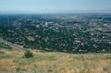 Salt Lake City, panoramic view