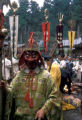 Nikko, man wearing costume in festival parade