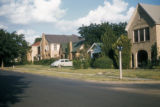 Dallas, Highland Park residential area