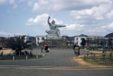 Nagasaki, Peace Statue for World War II atomic bomb victims