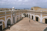 San Juan, Castillo de San Felipe del Morro (promontory), main plaza on 5th level