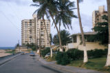 San Juan, district of Santurce, oceanfront apartments
