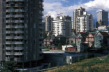 Vancouver, view of West End
