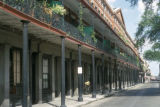 New Orleans, Pontalba Buildings in the French Quarter
