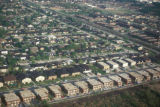 New Orleans, aerial view of residential area