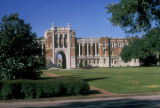 Houston, Rice University, Lovett Hall