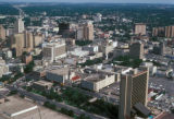 San Antonio, view of city