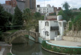 San Antonio, view of Arneson River Theatre