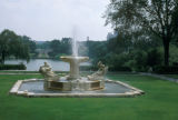 "Cleveland, Charles Beach's ""Fountain of the Waters"" sculpture in Wade Park"