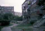 Mexico City, Benito Juarez housing project